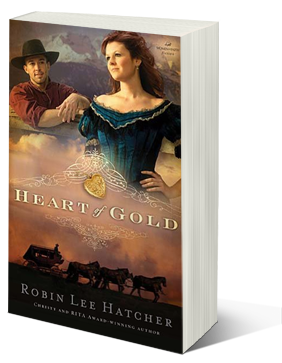 Heart of Gold by Robin Lee Hatcher