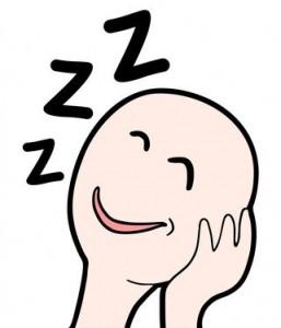 Happy sleep