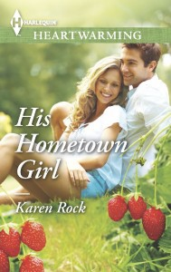 HIS HOMETOWN GIRL FRONT