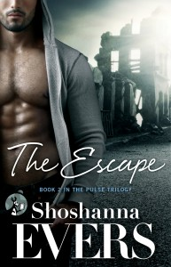 The Escape Book 2 in the Pulse Trilogy by Shoshanna Evers