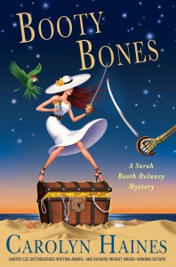 Booty Bones Book 14 in the Sarah Booth Delaney Mystery Series