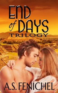 End of Days Trilogy by AS Fenichel
