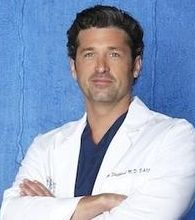 Patrick Dempsey aka Dr  Derek Shepherd (McDreamy)