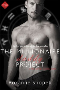 The Millionaire Daddy Project - a summer romance set in British Columbia, with wine