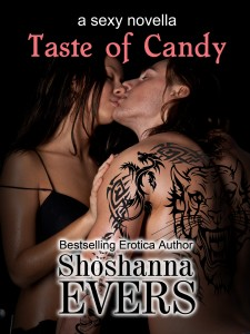 Taste of Candy by Shoshanna Evers