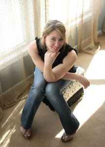 Alyssa Alexander Seated
