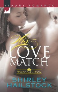 HIS LOVE MATCH - COVER