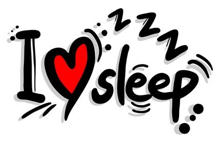 Love sleep