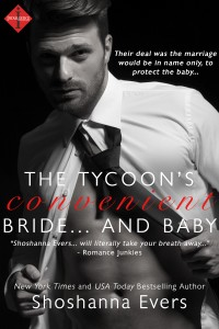 The Tycoon's Convenient Bride...and Baby by Shoshanna Evers