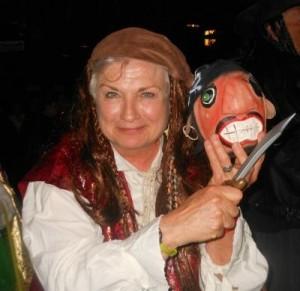 Pirate Carolyn